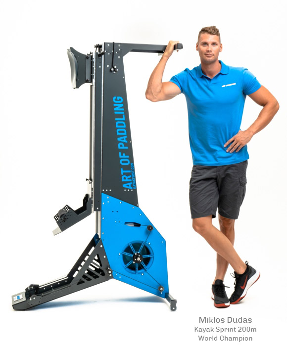 THE MOST COMPACT SIZED ERGOMETER